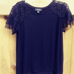 AGB Lace Top